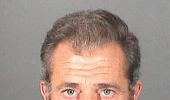 Mel Gibson NEW Mugshot Released