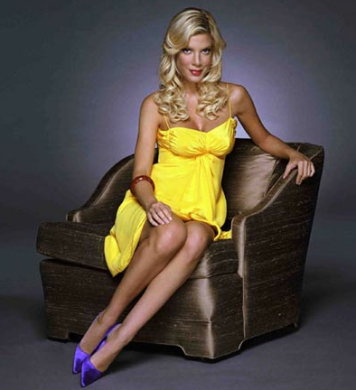 Tori Spelling Gets Daytime Talk Show!
