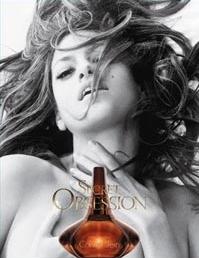 Eva Mendes - Calvin Klein Ad