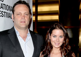 Vince Vaughn is a Daddy!