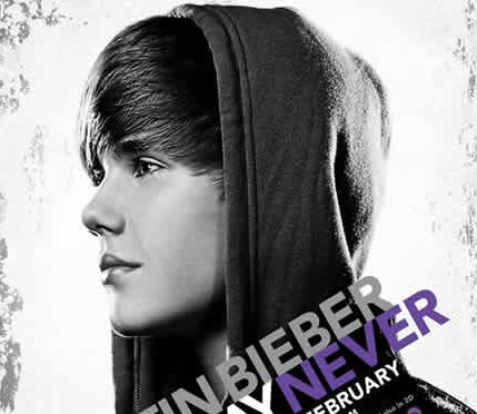 Justin Bieber - Never Say Never photos - POSTER