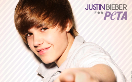 Justin Bieber - Peta