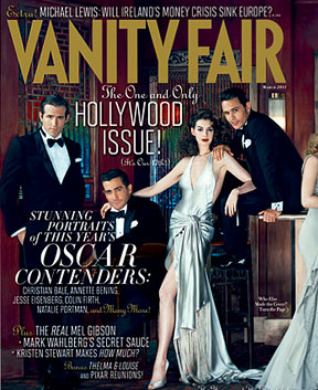 Vanity Fair 'Hollywood Issue' Sizzles With Anne Hathaway, Ryan Reynolds, Jake Gyllenhaal, Mila Kunis & More!