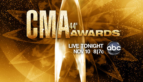 TONIGHT &#8211; 44th Annual CMA Awards &#8211; Nominees List