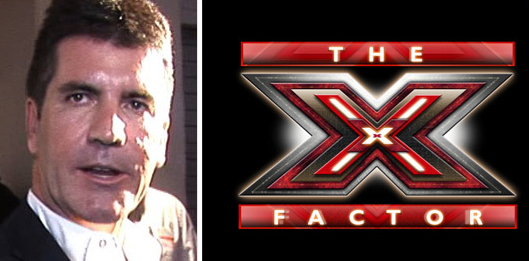 Simon Cowell Does Super Bowl Commercial for X Factor