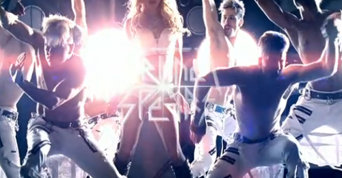 14 days, 14 teasers, 1 World Premiere – Britney Spears 'Hold It Against Me' VIDEO Teaser #4