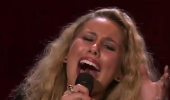 Haley Reinhart Makes Comeback With 'God Bless The Child' American Idol Hollywood Week – VIDEO
