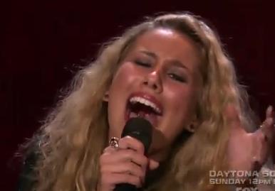 Haley Reinhart - American Idol 2011