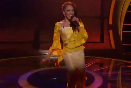 American Idol - Naima Adedapo