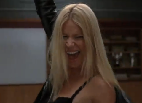 Glee - Gwyneth Paltrow - Do You Wanna Touch Me