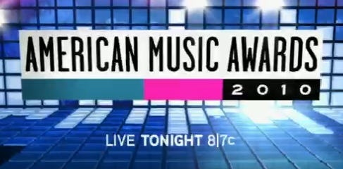 American Music Awards 2010 AMAs - Logo