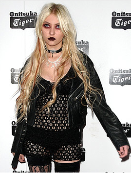 Taylor Momsen Won't Return To Acting