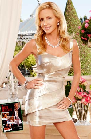 Camille Grammer and Her Bling