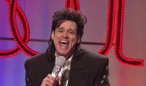 Jim Carrey Does 'Soul Train' on SNL – VIDEO