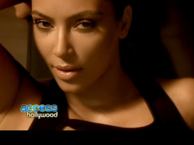 Kim Kardashian Sketchers Super Bowl XLV Commercial