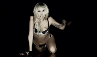 Lady Gaga Official 'Born This Way' Music Video