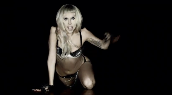 Lady Gaga - Born This Way Video