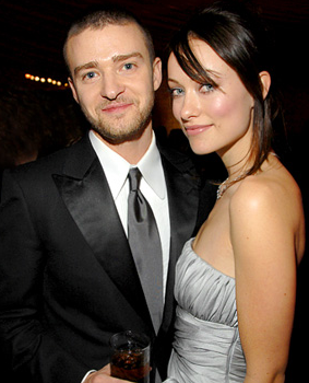 Justin Timberlake and Olivia Wilde Step Out As A COUPLE
