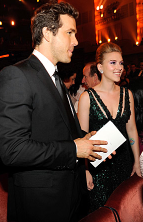 Ryan Reynolds and Scarlett Johansson Divorce