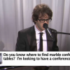 Josh Groban Singing Kanye West Tweets on Jimmy Kimmel