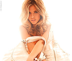 AnnaLynne McCord Naked for Mark Ecko