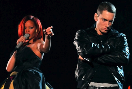 Rihanna and Eminem - 2011 Grammys