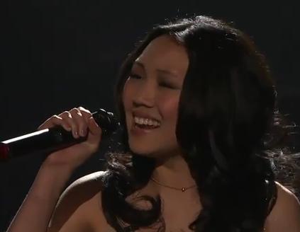 American Idol - Thia Megia