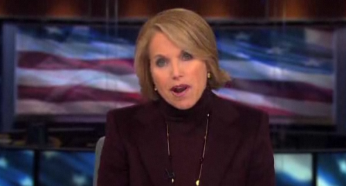 Katie Couric Officially Steps Down From 'CBS Evening News'