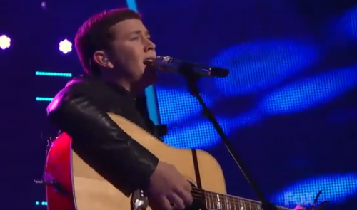 American Idol Top 11: Scotty McCreery Stays Country For Elton John – Video