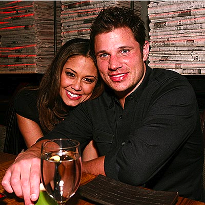 Nick Lachey and Vanessa Minnillo Getting Married