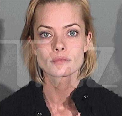 Jaime Pressly Mug Shot Photos