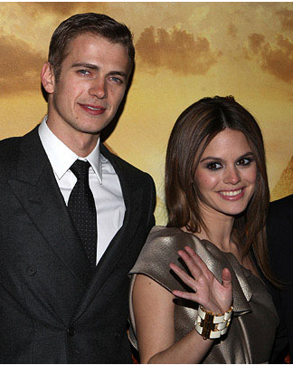 Rachel Bilson and Hayden Christensen are Back Together
