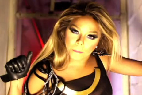 Lil Kim Black Friday Music Video