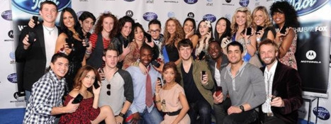2011 American Idol Top 13 REVEALED