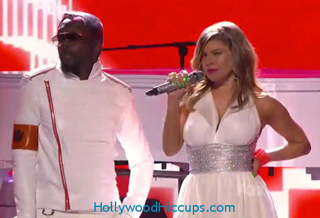 Black Eyed Peas on American Idol - Just Can't Get Enough