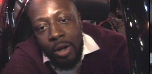 Wyclef Jean Gunshot Wound in Haiti