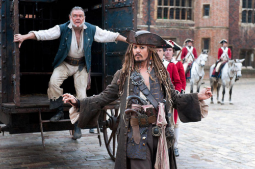 BRAND NEW Full Length 'Pirates of the Caribbean: On Stranger Tides' Trailer