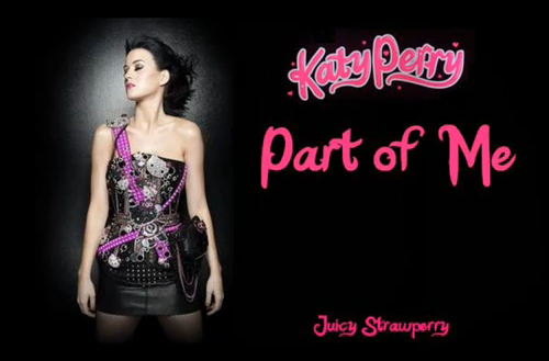 Katy Perry HOT New Track 'Part of Me' is Delicious
