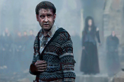 NEW Photo From Harry Potter: Deathly Hallows – Part 2