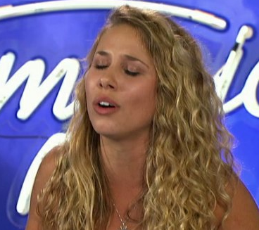Haley Reinhart Gets Her Second Chance on American Idol – VIDEO