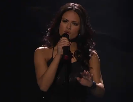 American Idol Top 12 Girls: Pia Toscano STUNS With &#8216;I&#8217;ll Stand By You&#8217; Video
