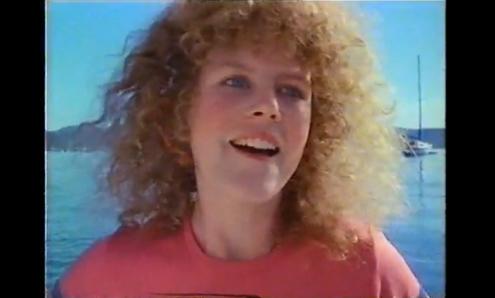 Nicole Kidman - 1983 - BMX Bandits