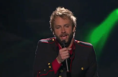 Paul McDonald - American Idol