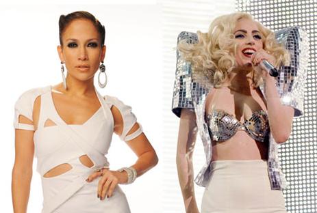 Jennifer Lopez and Lady Gaga - Invading My Mind