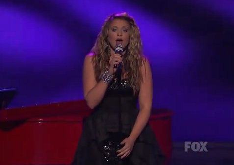 American Idol Top 11: Lauren Alaina Gives Her Best Performance To Date – Video