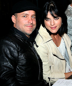 Selma Blair and Jason Belick Pregnant