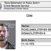 Stephen Bradely Pickelsimer aka Brad Womack - The Bachelor  - MUGSHOT