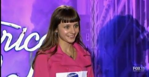 American Idol - Inessa Lee