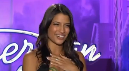 Julie Zorrilla - American Idol 2011