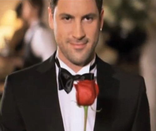 Check Out Maksim Chmerkovskiy as The Bachelor Ukraine &#8211; Photos